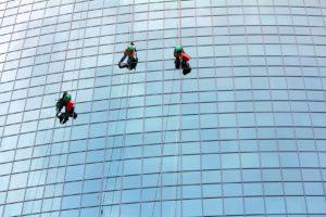 Empresa de limpieza de edificios
