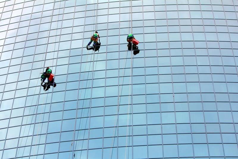 Empresa de servicios de limpieza de edificios en Santiago de los Caballeros