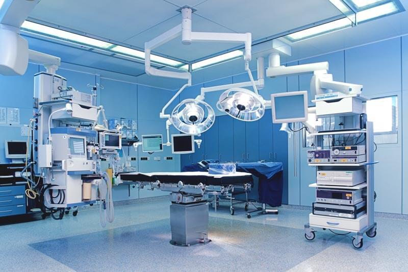 Empresa de limpieza de hospitales