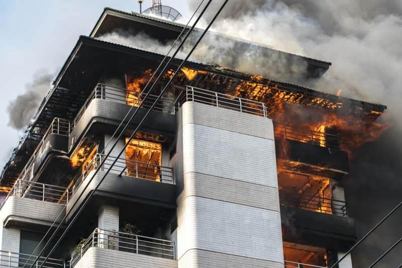 limpiezas urgentes, incendios, inundaciones, etc