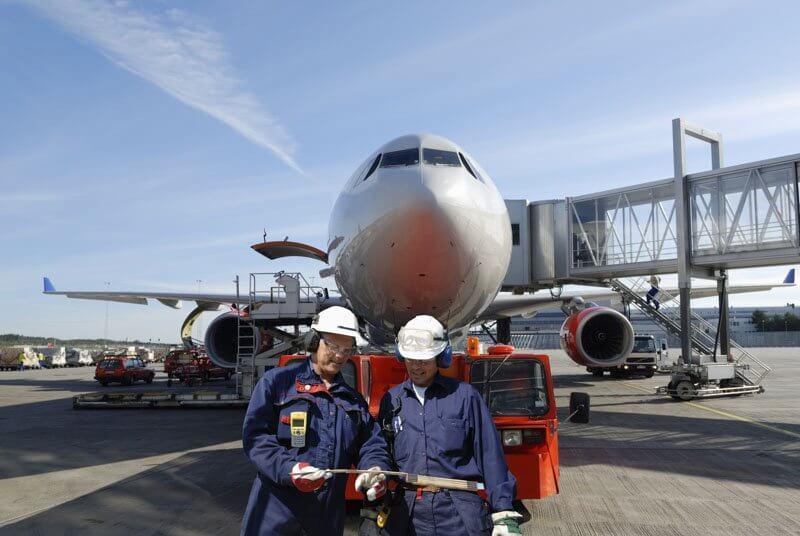 Empresa de servicios de aeroportuarios en Madrid